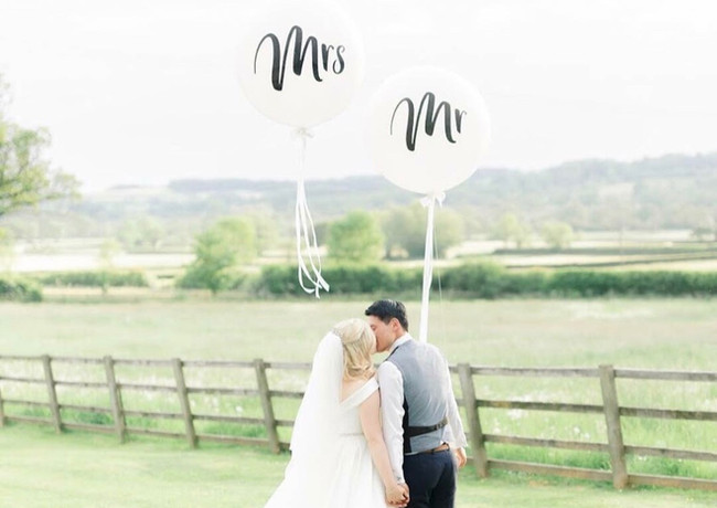 Wedding Giant Balloons