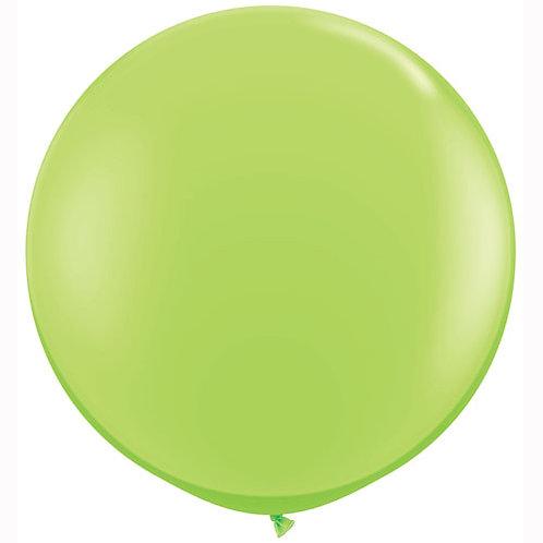 Lime Green Giant Balloon