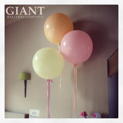Nude Giant Balloons