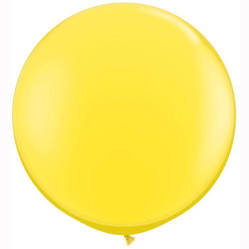 Yellow Giant Balloon