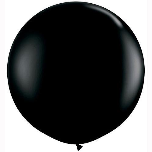 Black Giant Balloon