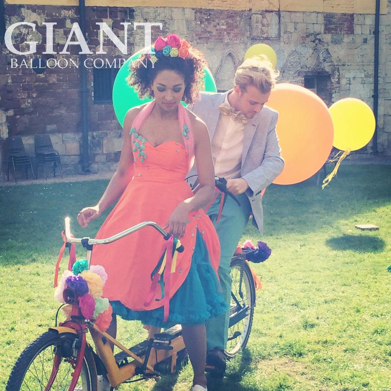 Bright Giant Balloons