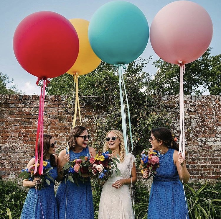 Bridesmaid Giant Balloons