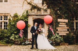 Barnsley House Wedding