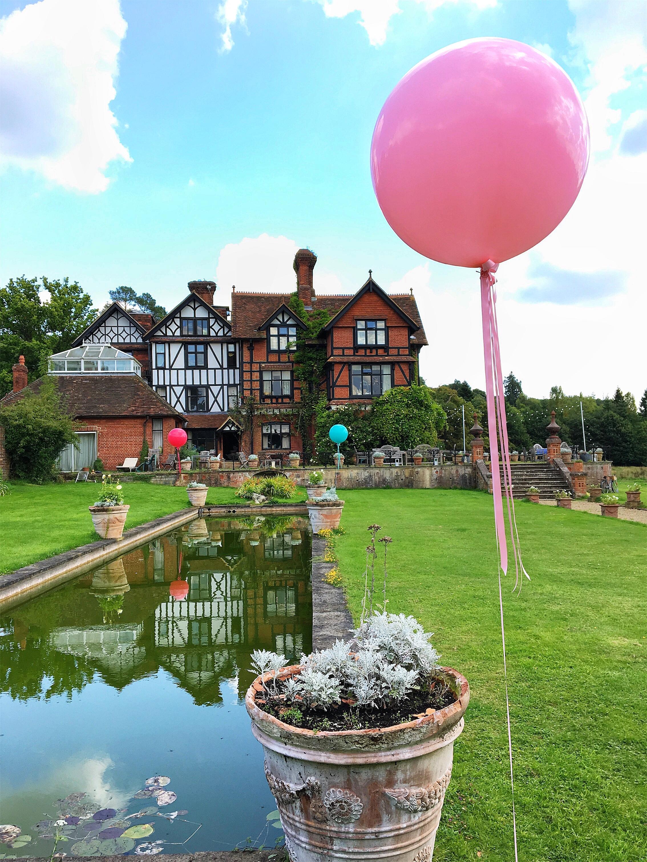 Giant Balloon Pond