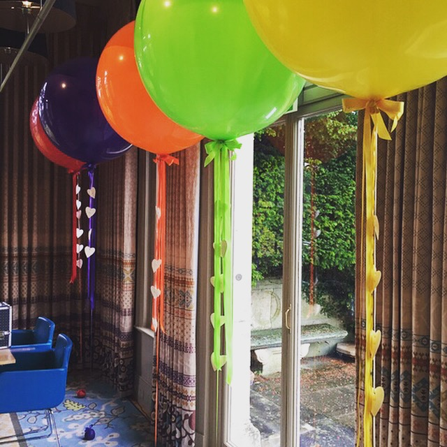 Rainbow Giant Balloons