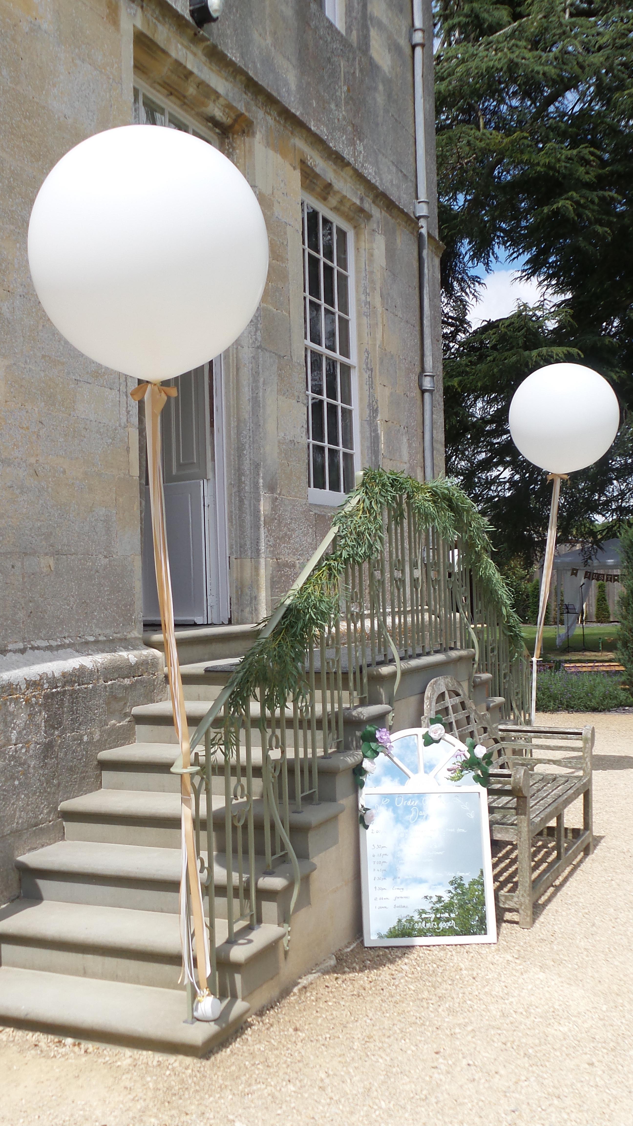 Elmore Court Giant Balloons