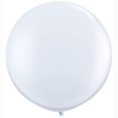 White Giant Balloon