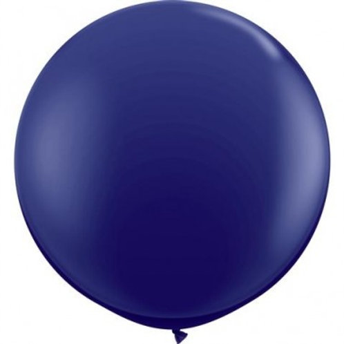 Navy Blue Giant Balloon