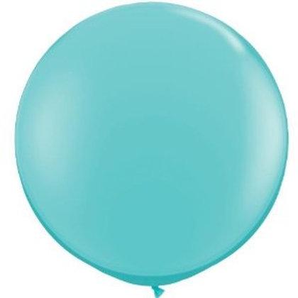 Caribbean Blue Giant Balloon