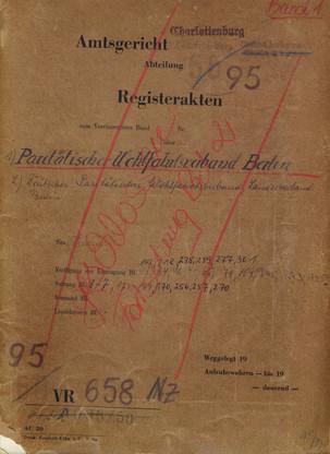 Registerakte