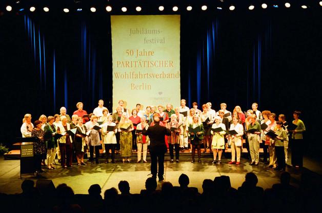 50 Jahre Paritätischer Berlin