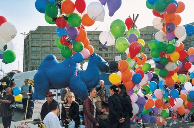 Das Blaue Kamel