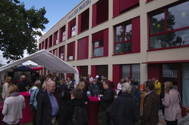 Haus der Parität Schöneberg
