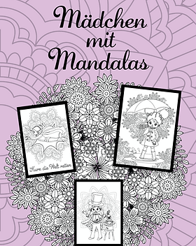 Cover_HELL-Mädchen-mit-Mandalas_Malbuch.