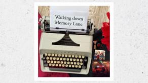 Walking down Memory Lane