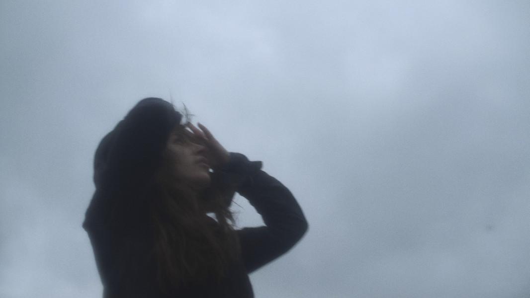 Effie Pappa as 'Eva' in Mistral