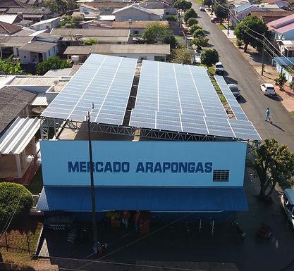 MERCADO ARAPONGAS