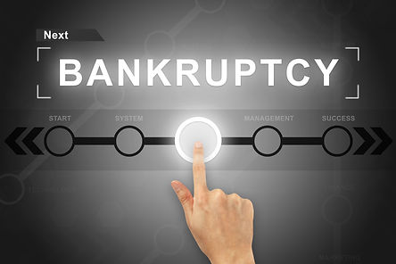 Easy Bankruptcy Button