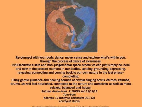 Dance of Awareness Women November 21st