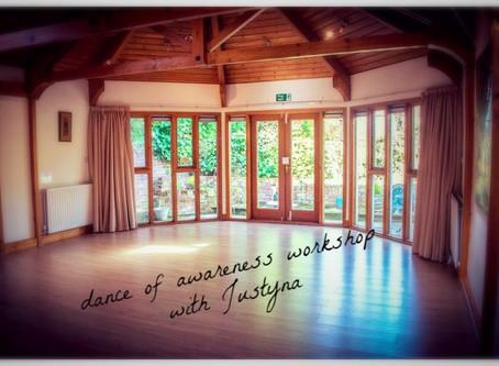 Dance of Awareness Workshops ( coming soon)