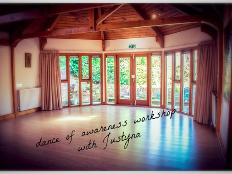 Dance of Awareness Workshops ( coming soon)