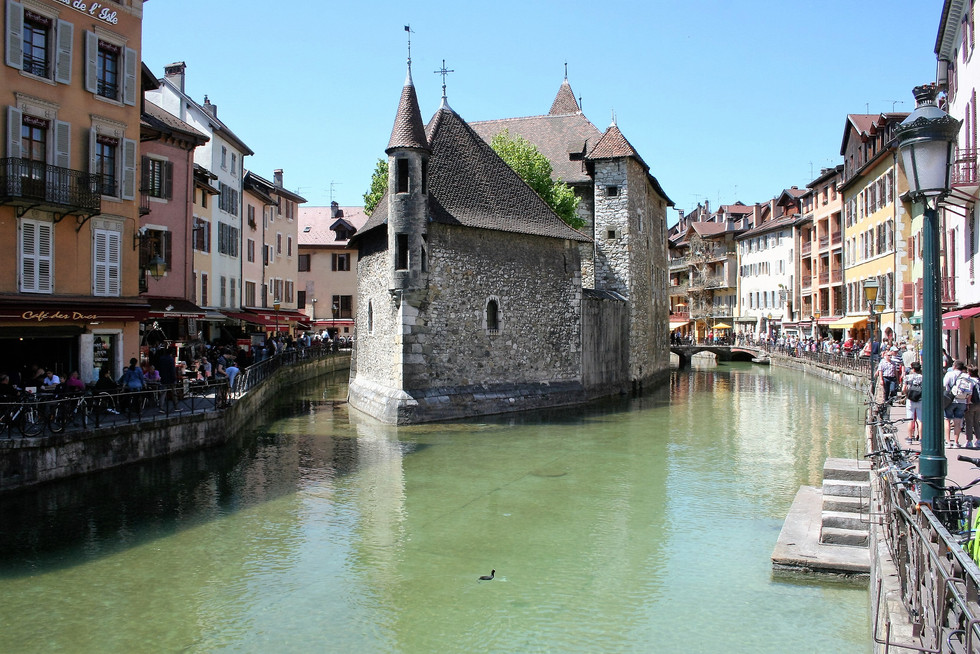 Relax in Annecy