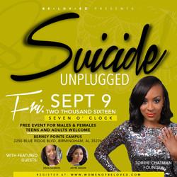 suicide unplugged