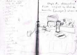 analyse d'une cuisine