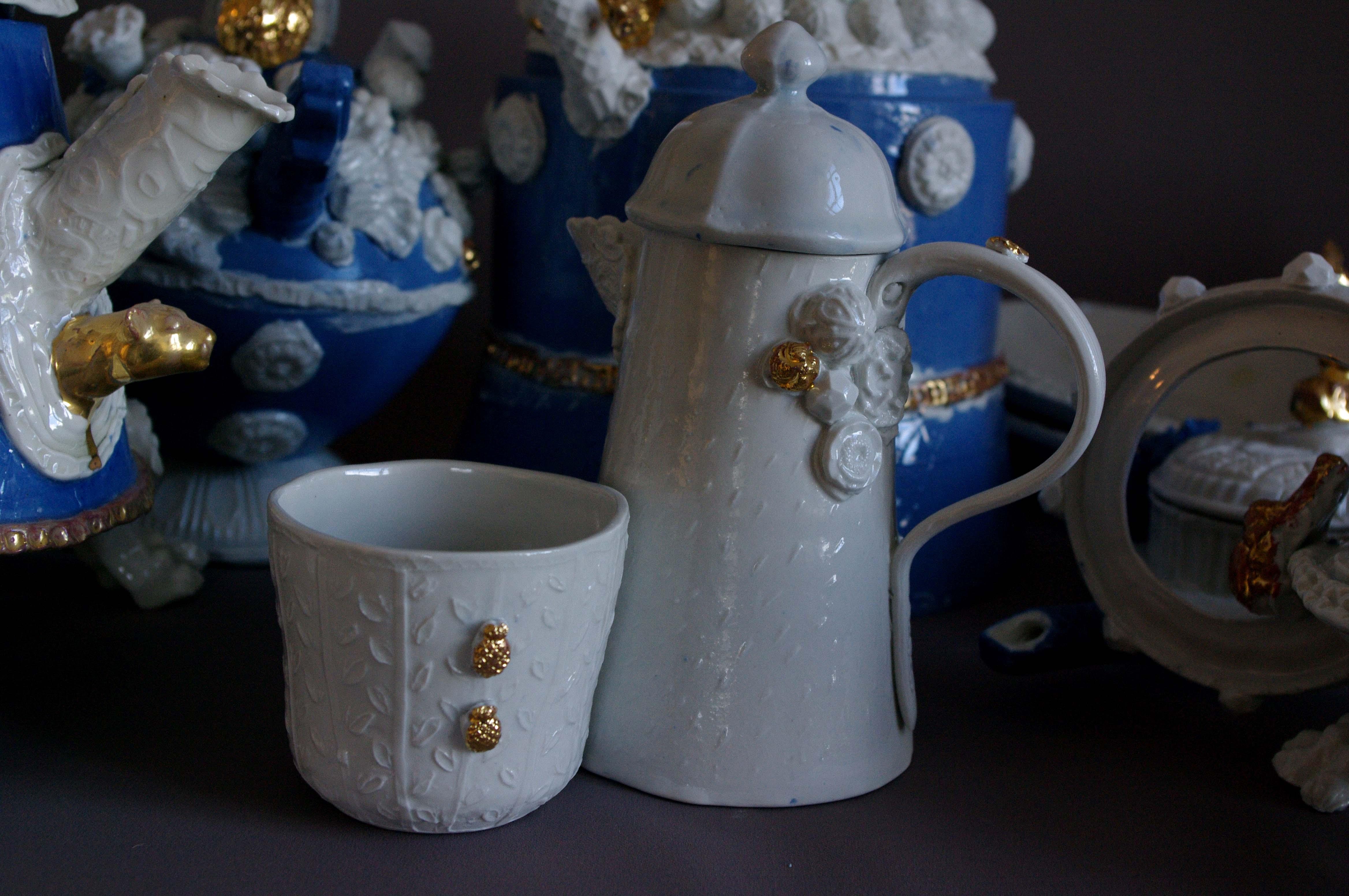 Porcelaine Bruneau Nolwenn