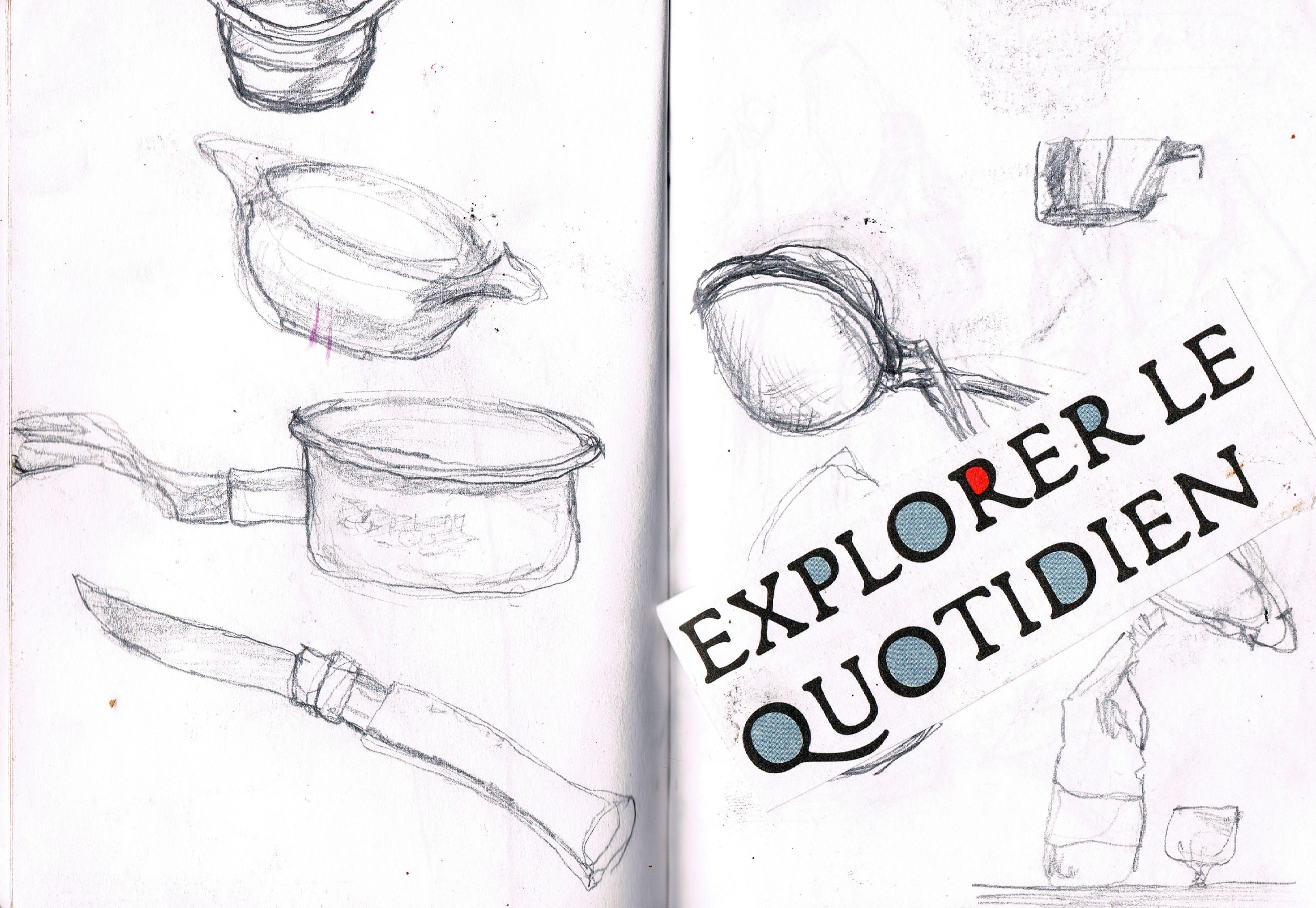 explorer le quotidien
