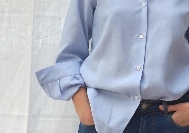 La chemise DIDI Oxford