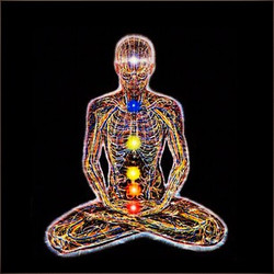 Meridians and Chakras
