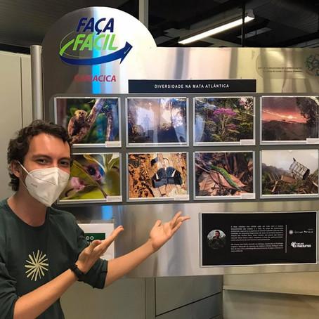Faça Fácil Cariacica realiza exposição em homenagem a Semana do Meio Ambiente
