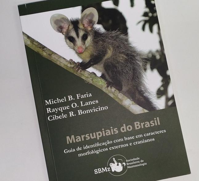 Marsupiais do Brasil - um guia para identificação de espécies