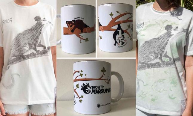 Projeto Marsupiais promove Rifa Online