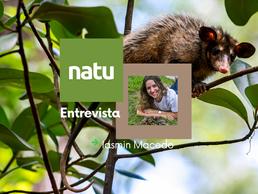 """Entrevista: """"Conhecer para preservar"""" com a bióloga Iasmin Macedo"""