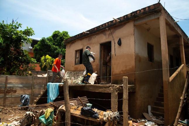 Instituto Últimos Refúgios participa de ação para ajudar vítimas das enchentes no Espírito Santo