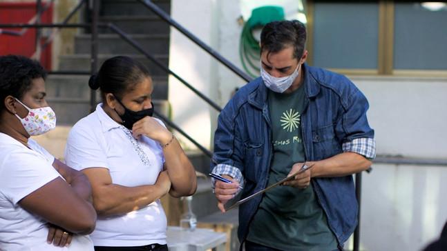 Projeto Ecofrade inicia capacitação sobre coleta seletiva