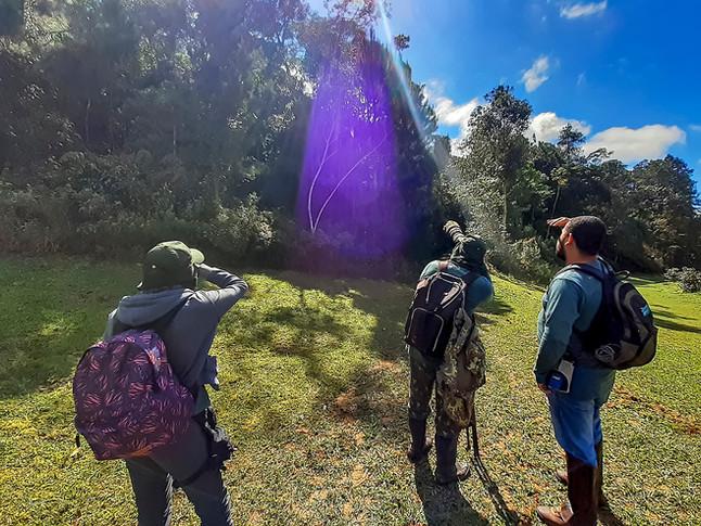 Desbravando novos refúgios: expedição à Reserva Águia Branca