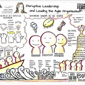 Disruptive Leadership and Agile Organizations
