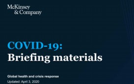 McKinsey Covid-19 Briefing Materials