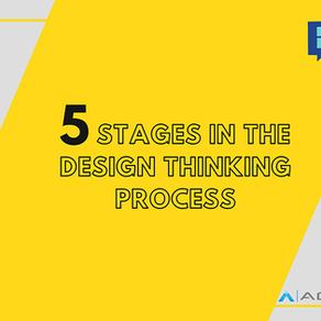 5 ขั้นตอนของกระบวนการ Design Thinking