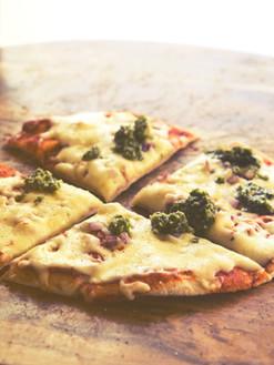 margharita - gourmet pizza