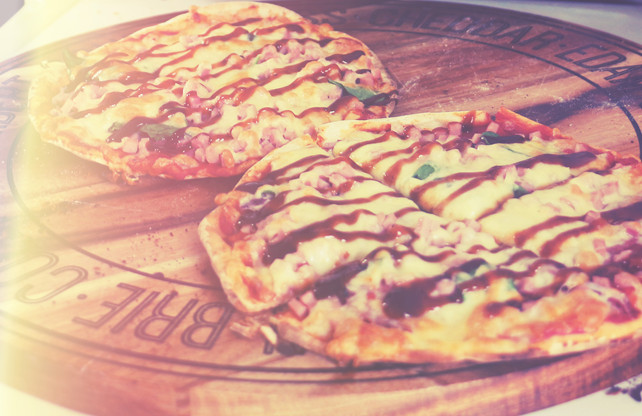 the classic - gourmet pizza
