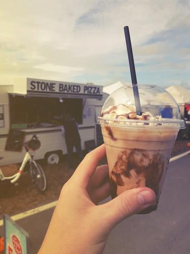 iced barista coffee