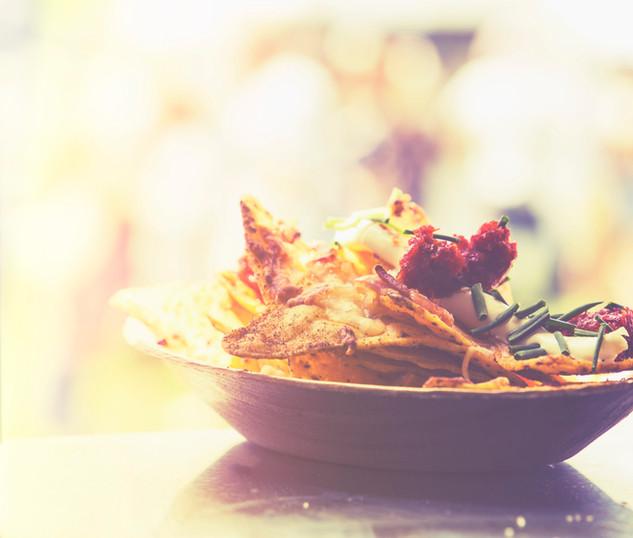 mexican style nachos