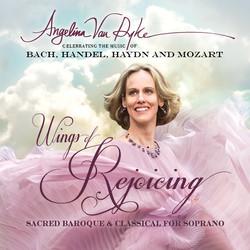 Wings of Rejoicing CD Album Cover
