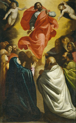 Lanchares (de) - The Ascension of Christ