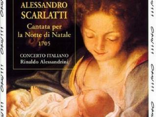 Studio Recital - Scarlatti's Christmas Cantata